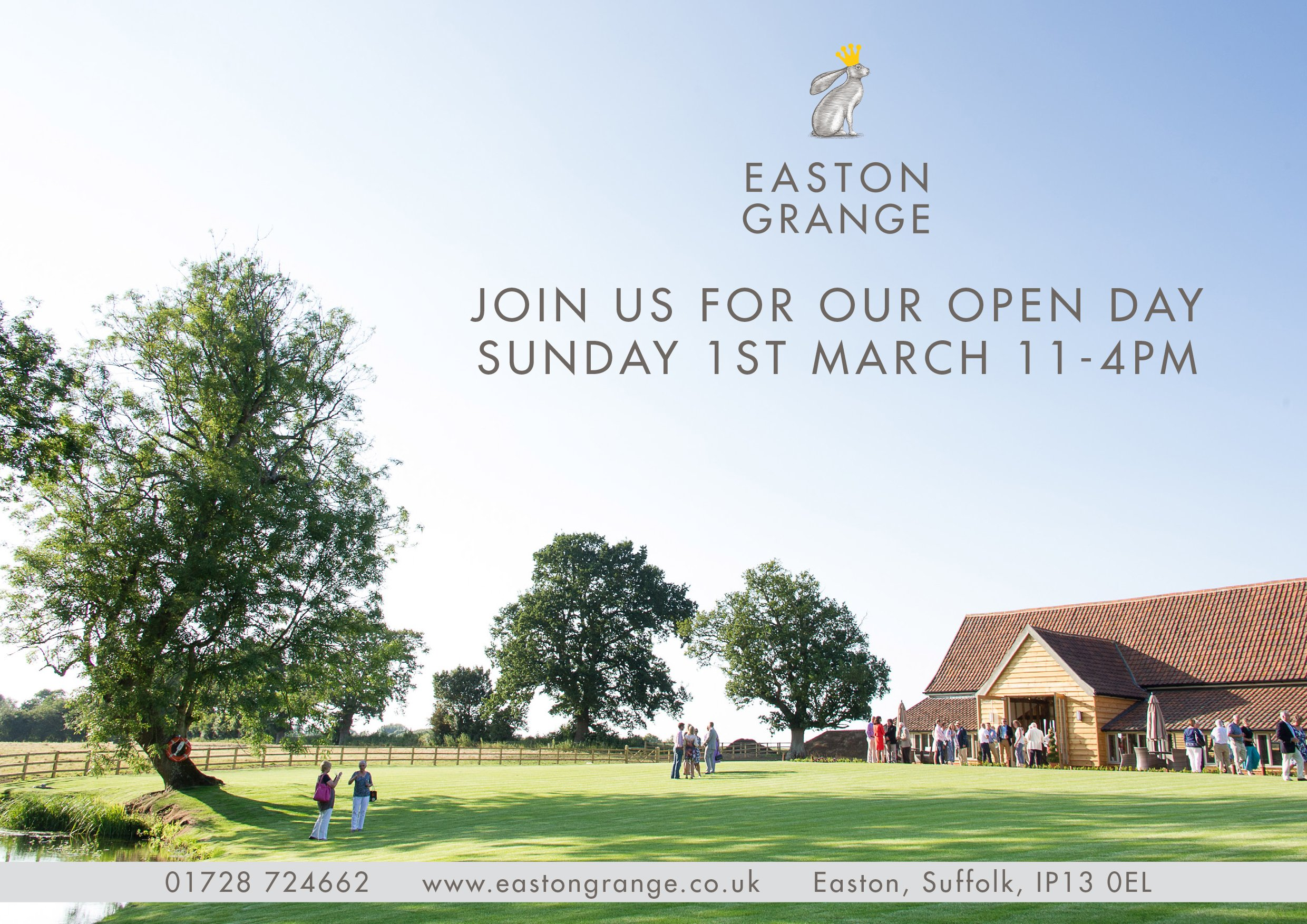 Easton Grange Leaflets